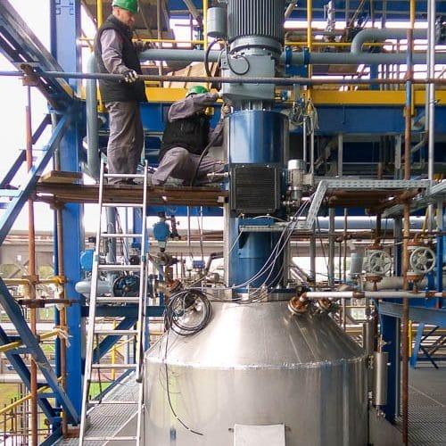 Autoclave R301 – 6000L, 60bar, 250°C