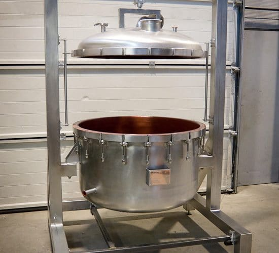 Filtry FT07 (DN1000) a FT08 (DN600)