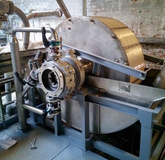 Chamber filter