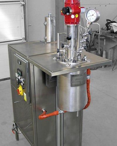Autoclave 5 L, 90 bar