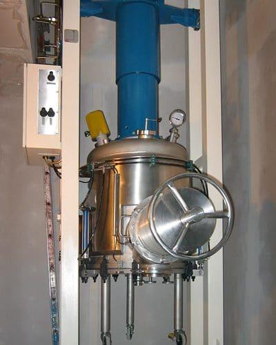 Filter-dryer DN 800