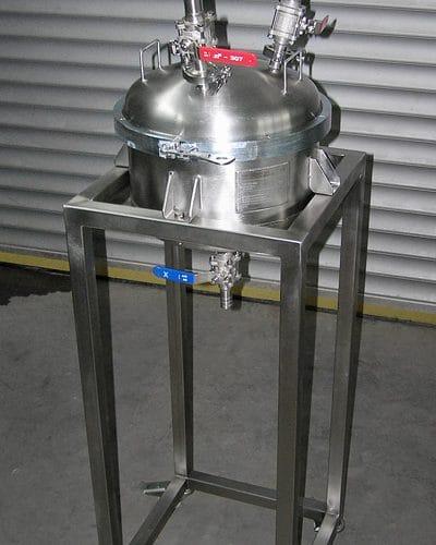 Filtrační nuč DN400