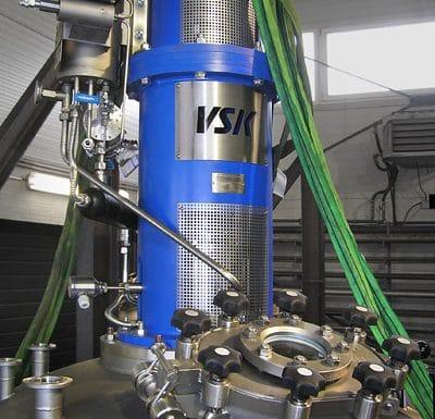 Hydrogenation autoclave 2400 L, 10 bar, 2pc