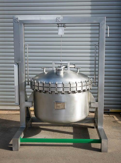 Pressure filter F2101, 4 bar
