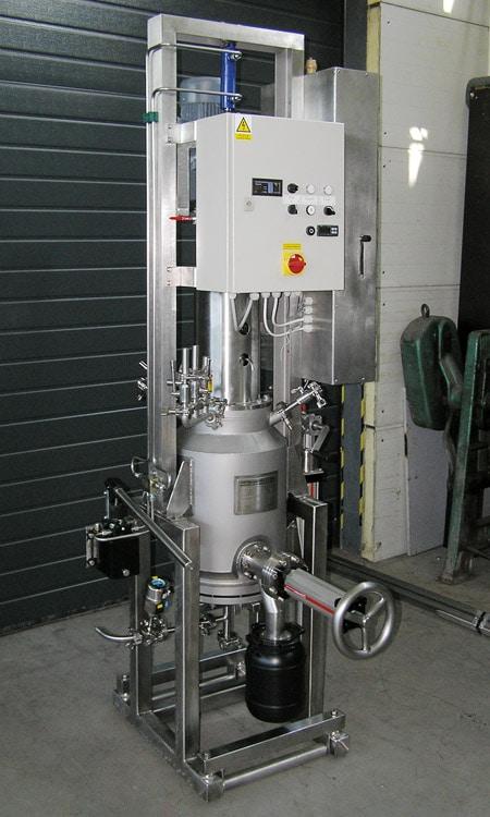 Filter-dryer 30 L