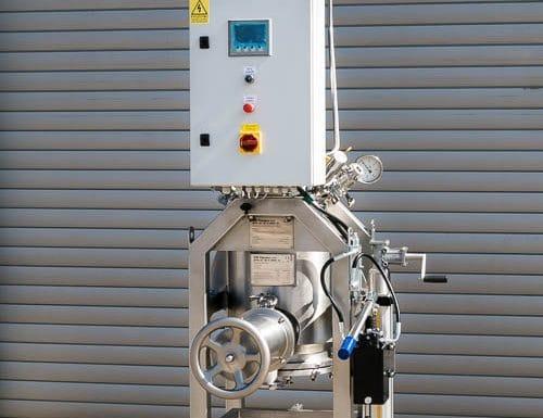Filter-dryer 30 L, 1.4404 + C22