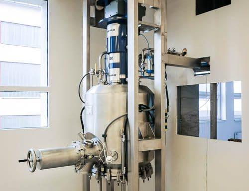 Filter-dryer 330 L
