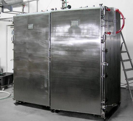 Vacuum Dryer 15 P and 15L