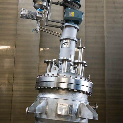 Telomerizační reaktor R101