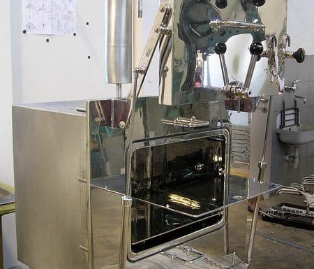Vacuum dryer I 26 L GMP