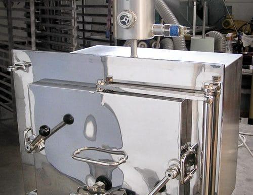 Vacuum dryer II 26 L GMP