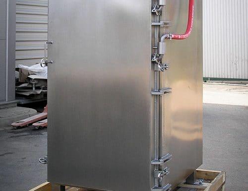Vacuum dryer GMP 10-3