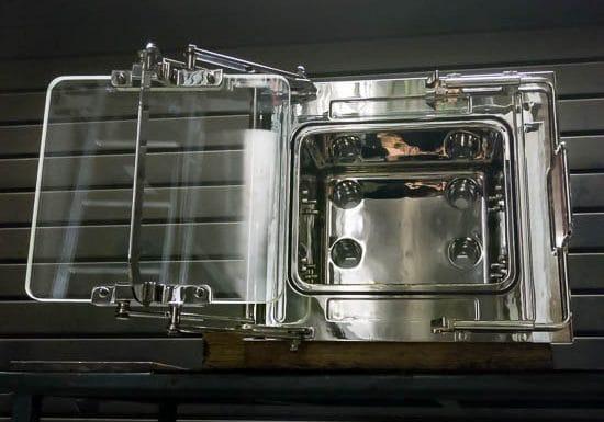 Vacuum dryer IV 10L GMP