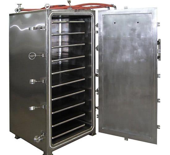 Vacuum dryer GMP 10