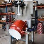 Boiler 150 L for BTH preparation